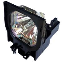 Diamond Lamp for EIKI LC-WB40N Projector with a Ushio bulb inside housing