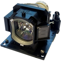 Diamond Lamp for HITACHI CP-X505 Projector with a Ushio bulb inside housing