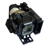 Diamond Lamp for NEC PA672W Projector with a Ushio bulb inside housing