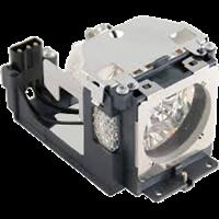 SANYO PLC-XU101K Lamp with housing