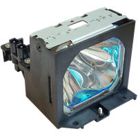 SONY LMP-P202 Lamp with housing