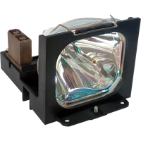 TOSHIBA TLP-470E Lamp with housing