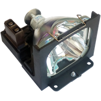 TOSHIBA TLP-671UF Lamp with housing