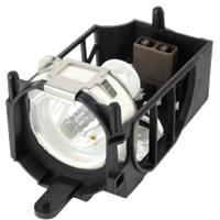 TOSHIBA TLP-ET1U Lamp with housing