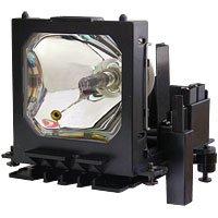 Replacement Lamp with Housing for TOSHIBA TLP-WX100 with Ushio Bulb Inside