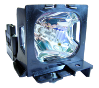 TOSHIBA TLP-T420 Lamp with housing