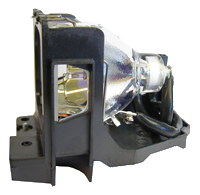 TOSHIBA TLP-T600J Lamp with housing